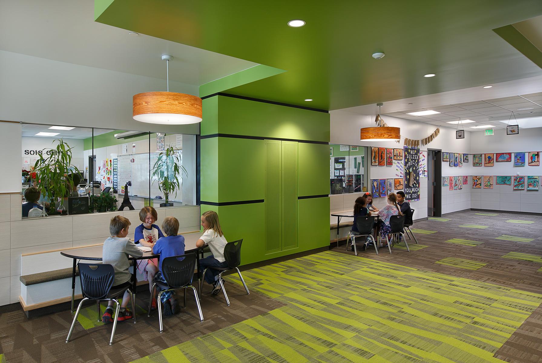 VCBO Architecture • Hogan Butler Elementary School