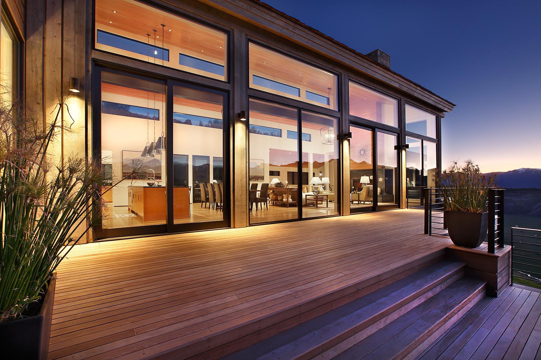 Berlin Architects • Mill Iron Timberworks