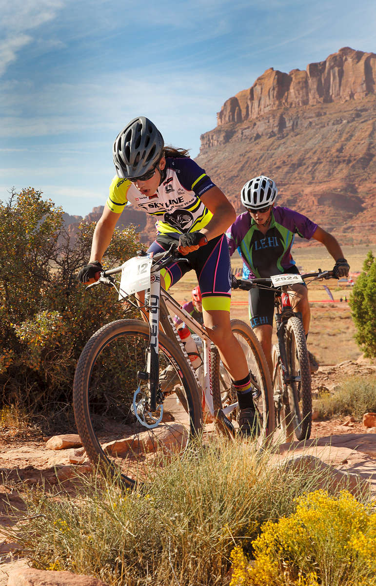 Moab Race Day
