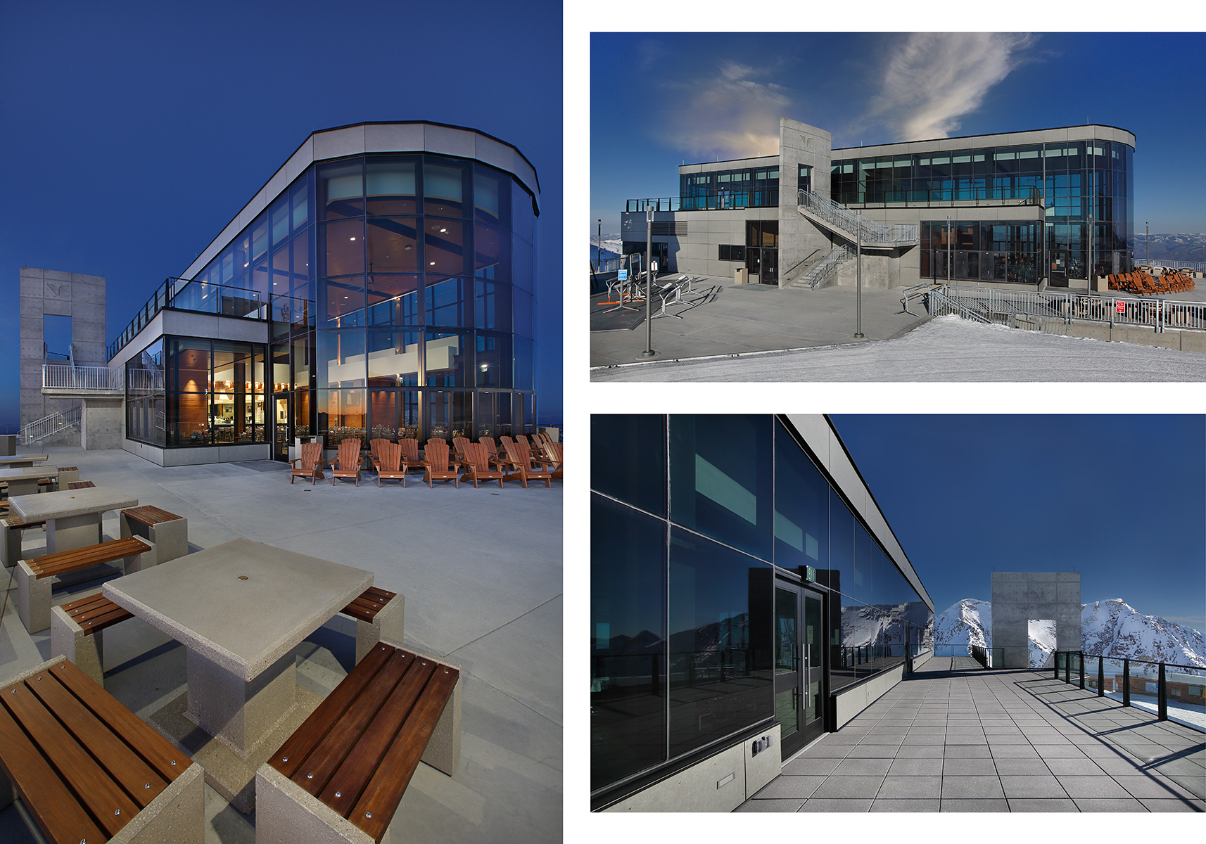 GSBS Architects • Layton Construction • EFCO Corp • LCG Facades