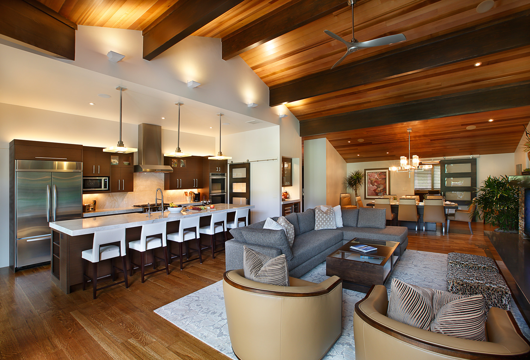 Broman Architects • Sorento Design • Swirlwood