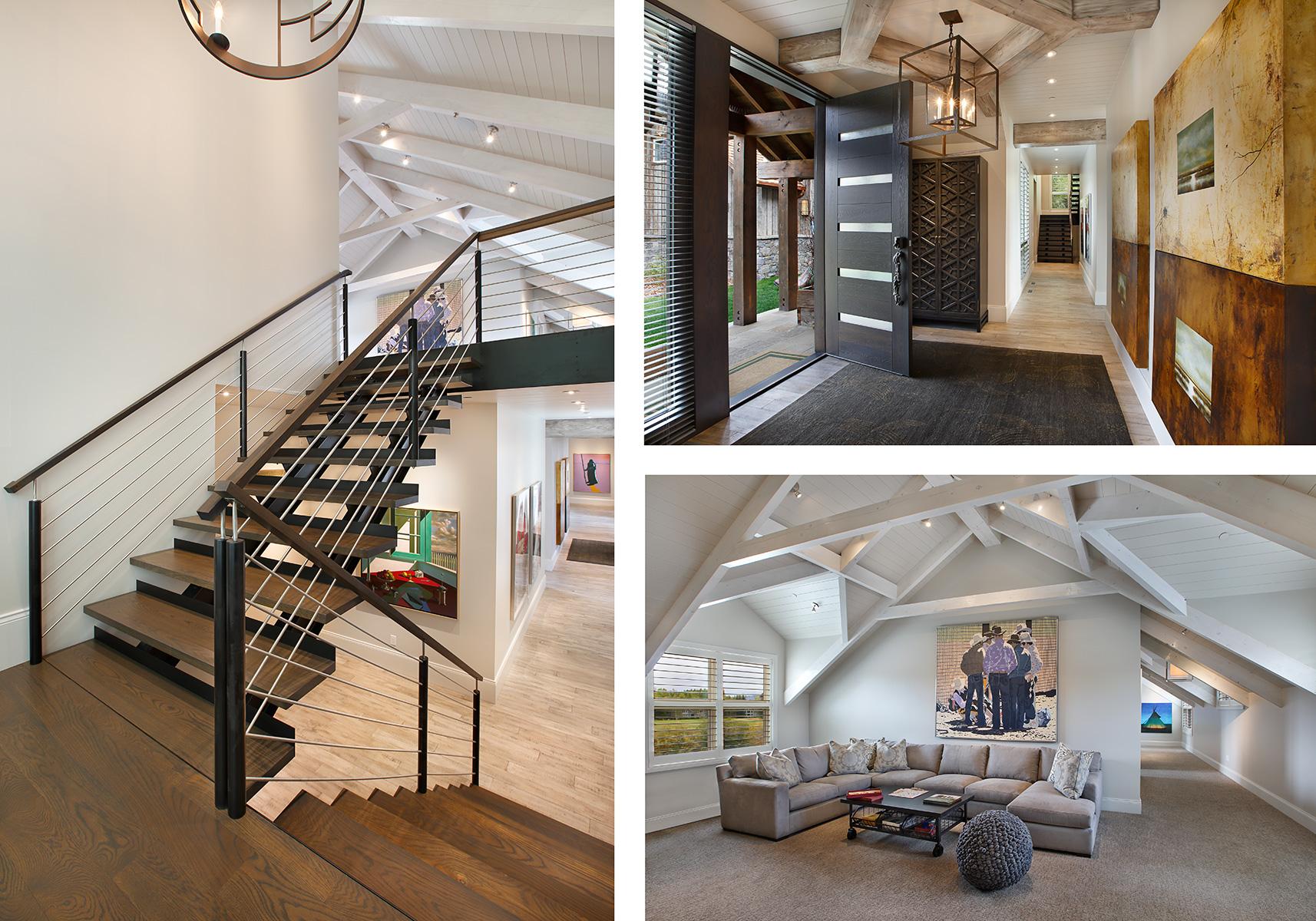 Berlin Architects • Stewart Construction • ESTEST Interior Design