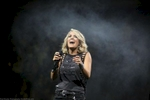 Carrie Underwood at the Excel Center