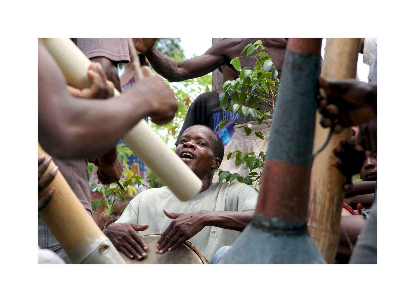 The Rhythm of Haiti