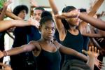 Haiti Dance Class at the Olafsson