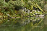 Feather River Canyon, Rock Creek, Fall, Plumas County