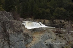 Indian Falls 2a, Indian Creek, Fall, Plumas County