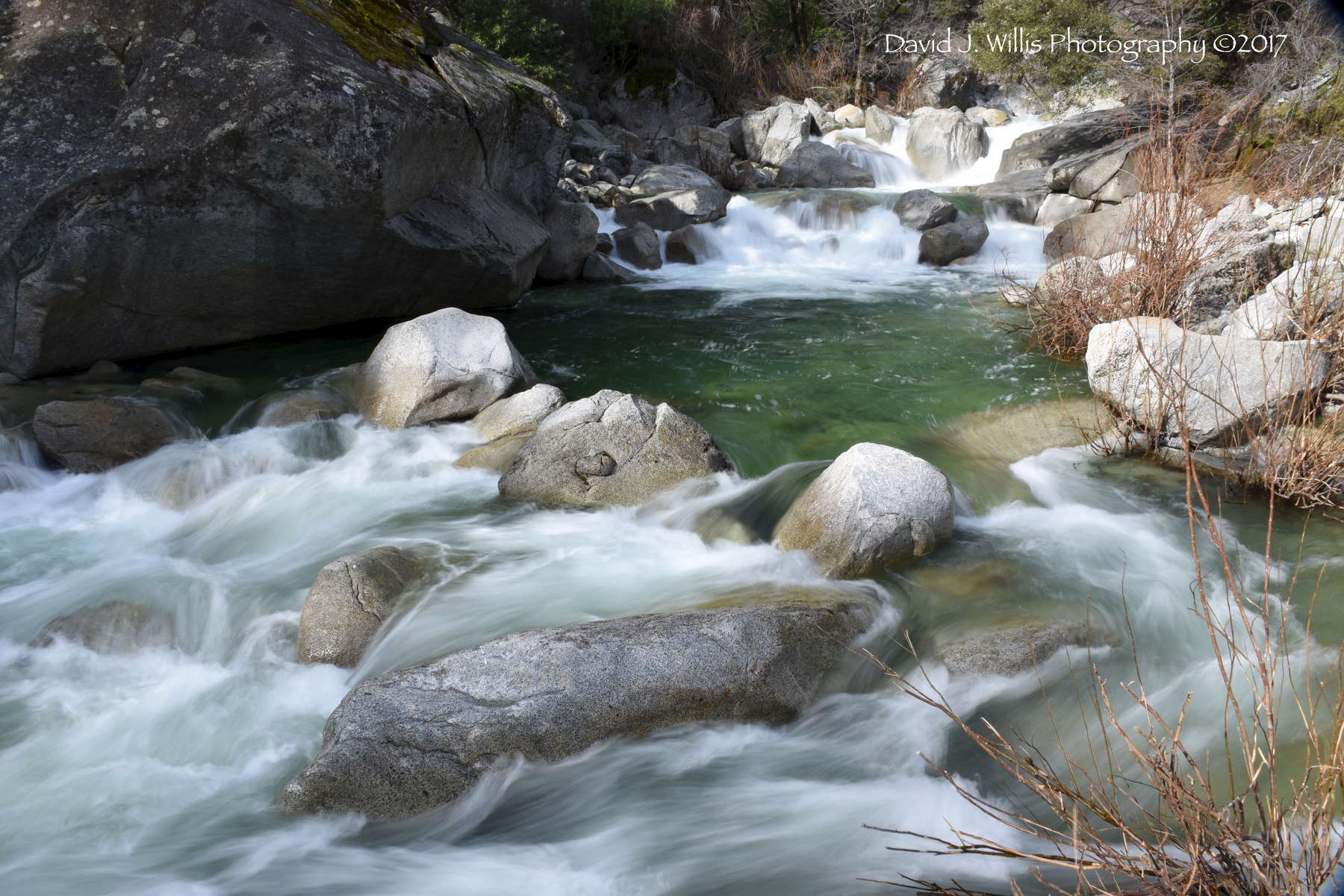 Rock Creek III, Feather River Canyon, Plumas County
