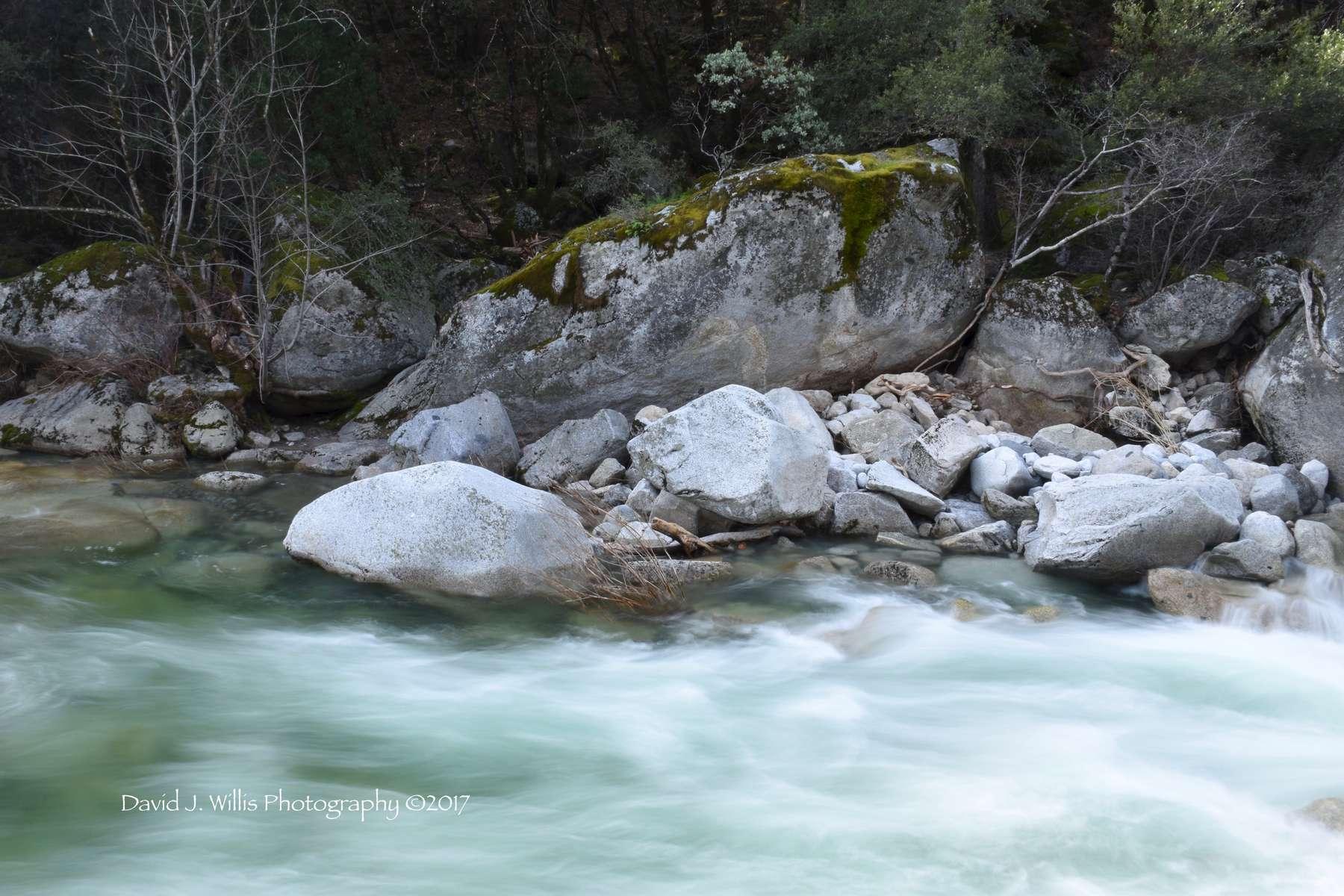 Rock Creek II, Feather River Canyon, Plumas County