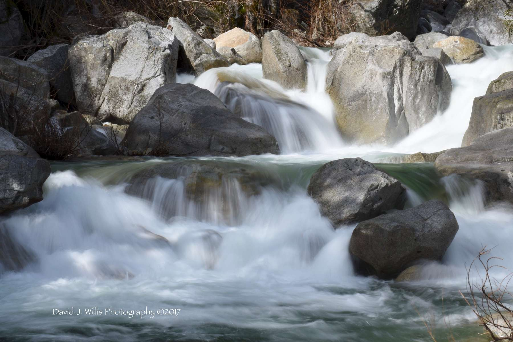 Rock Creek I, Feather River Canyon, Plumas County