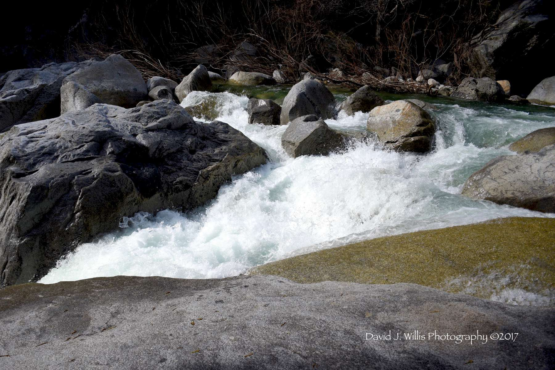 Rock Creek VI, Feather River Canyon, Plumas County