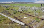 Sierra Valley, A24, Abandoned Tracks, Sugar Loaf, Spring, Plumas County
