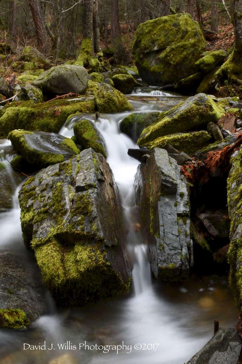 Undisclosed Location, Big Boulder and Split Rock, Plumas County