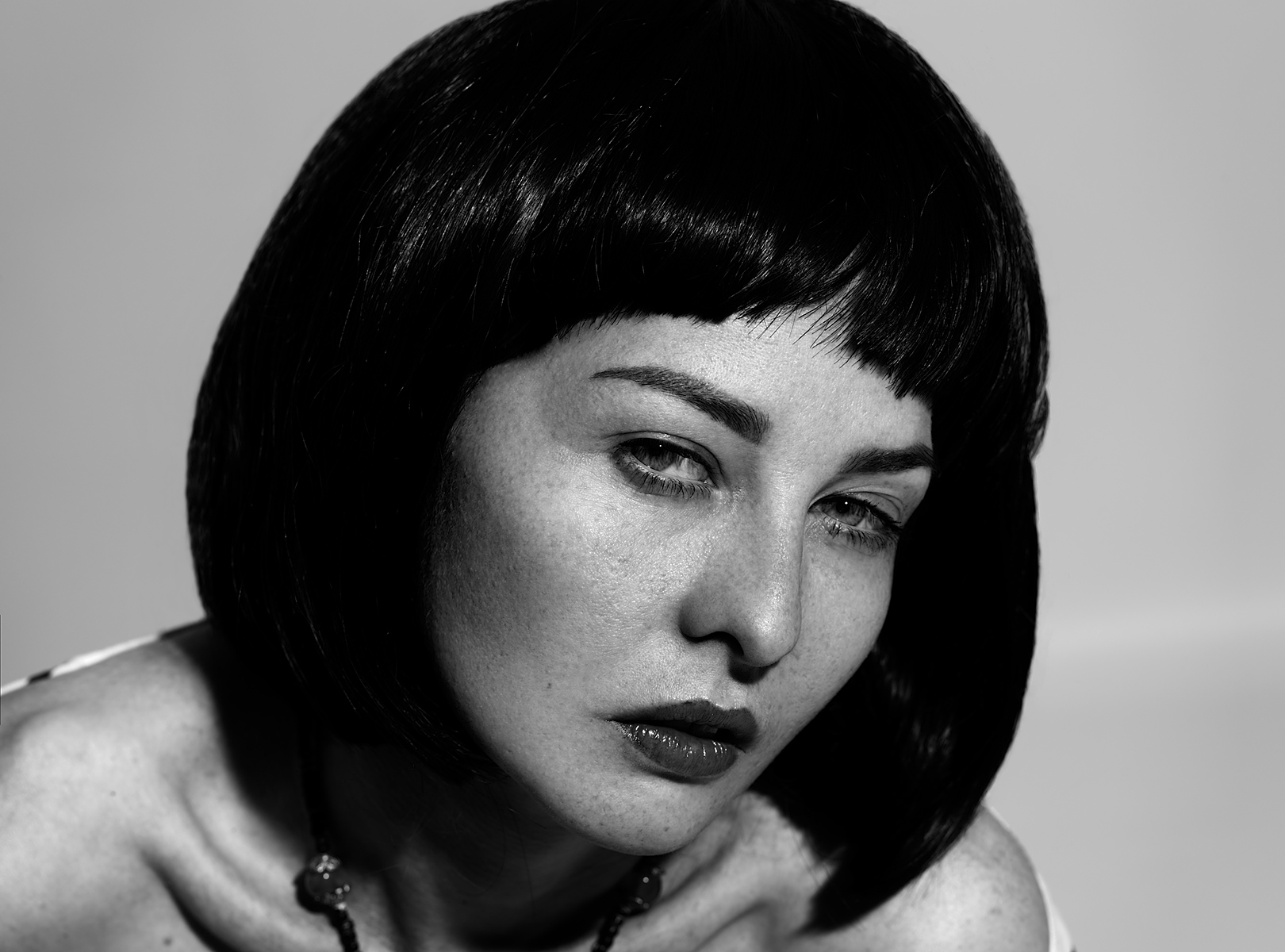 Model: EleonoraPhotographer: Gary McGillivray-BirnieLocation: Atyrau, Kazakhstan
