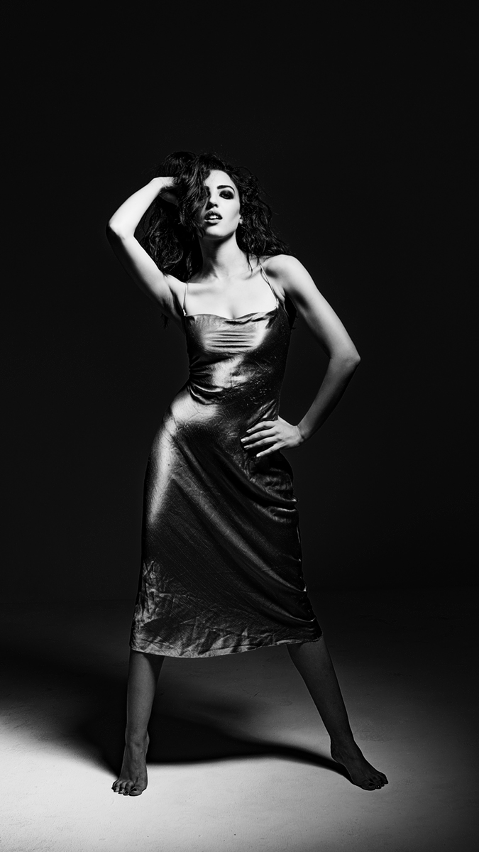 Model: NadyaPhotographer: Gary McGillivray-BirnieLocation: Hotcold Studio, Dubai, UAE