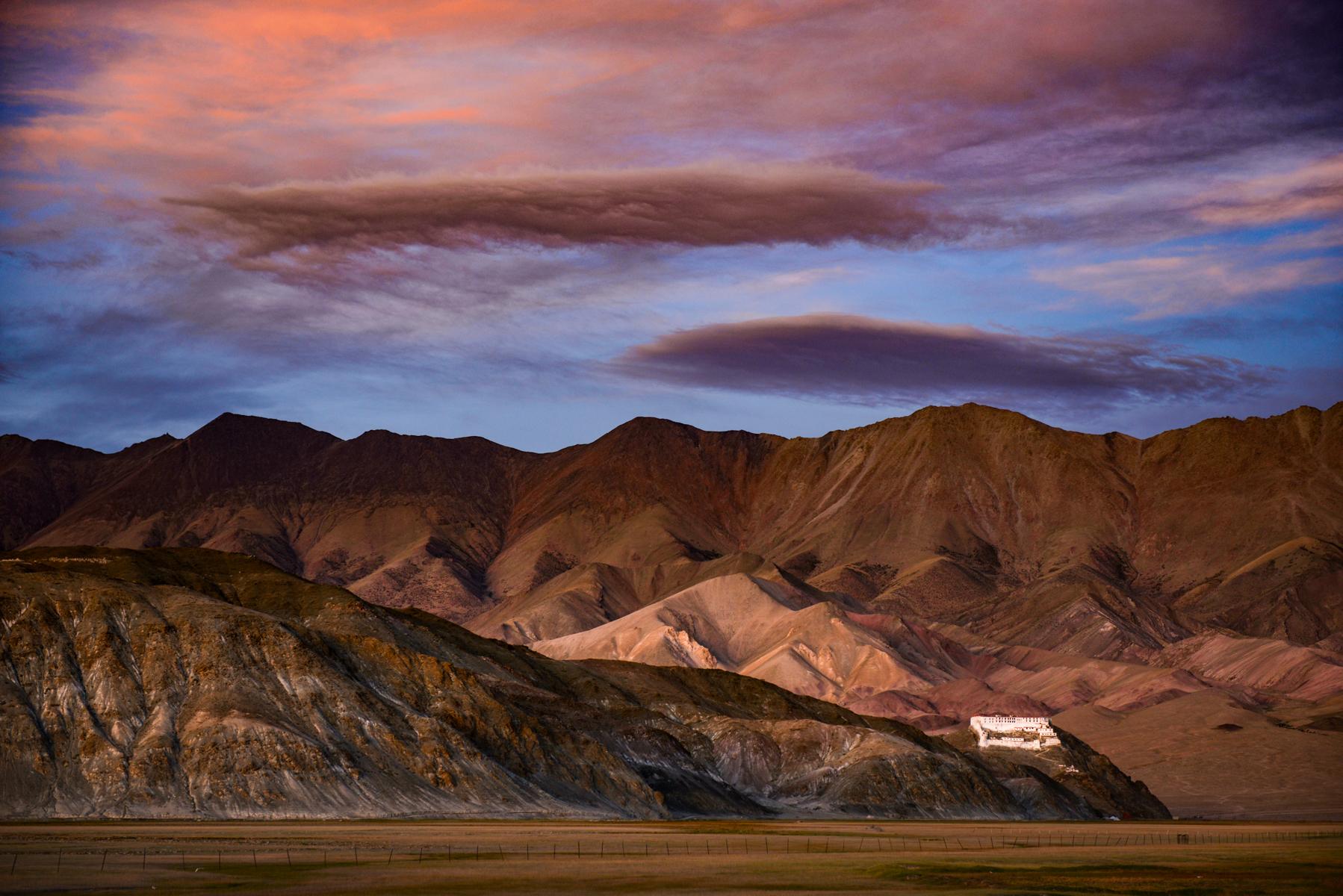 Monastery of Hanle, Southern Ladakh
