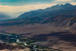 The Indus past the Stok Range, Ladakh
