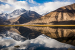 Mirror, Tibetan Plateau, Ladakh