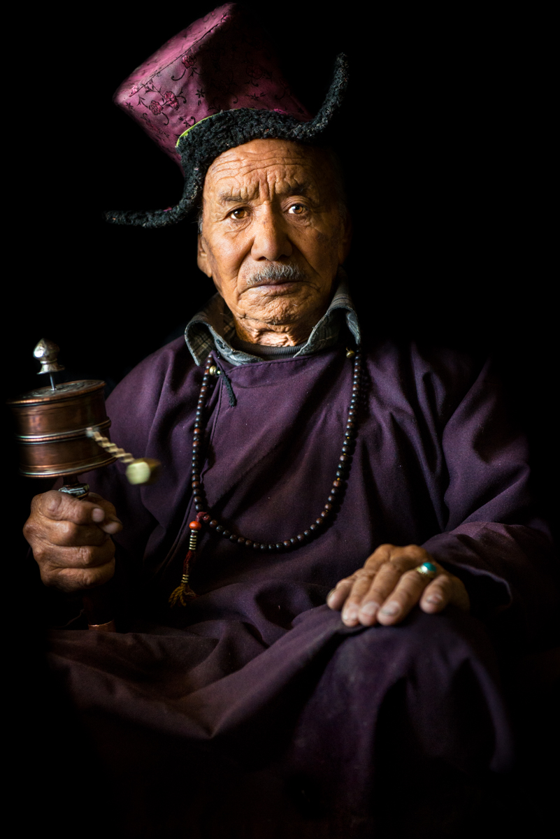 Man from Sumur, Ladakh