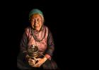 Grandma in Sumur, Ladakh