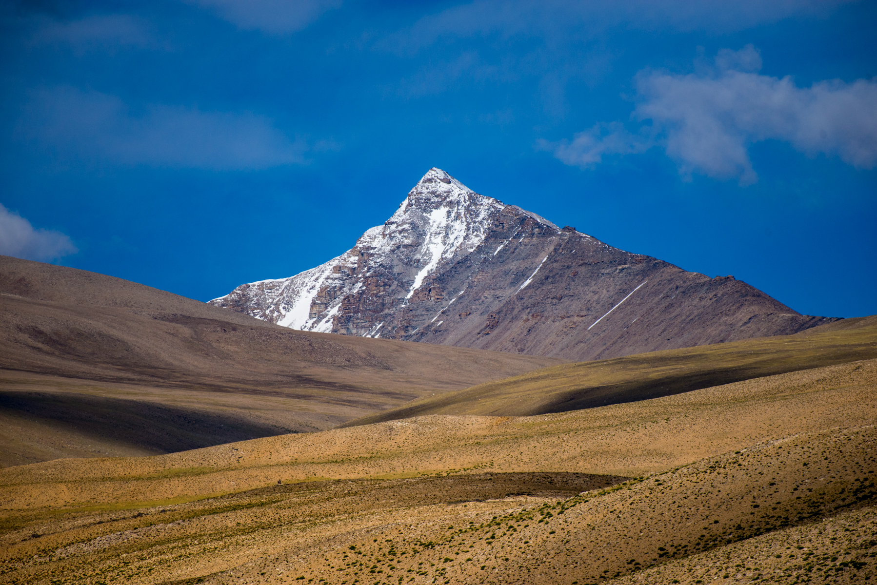 Unnamed peak, Indo-China border, Ladakh