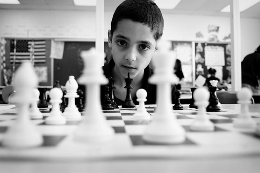 Photographs of  Hamstead Hill Academy Chess Team on March 30th 2007 for  Safe and Sound Youth Summit Displays
