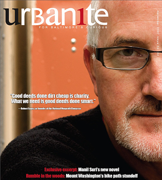 Client: Urbanite Magazine, 2007