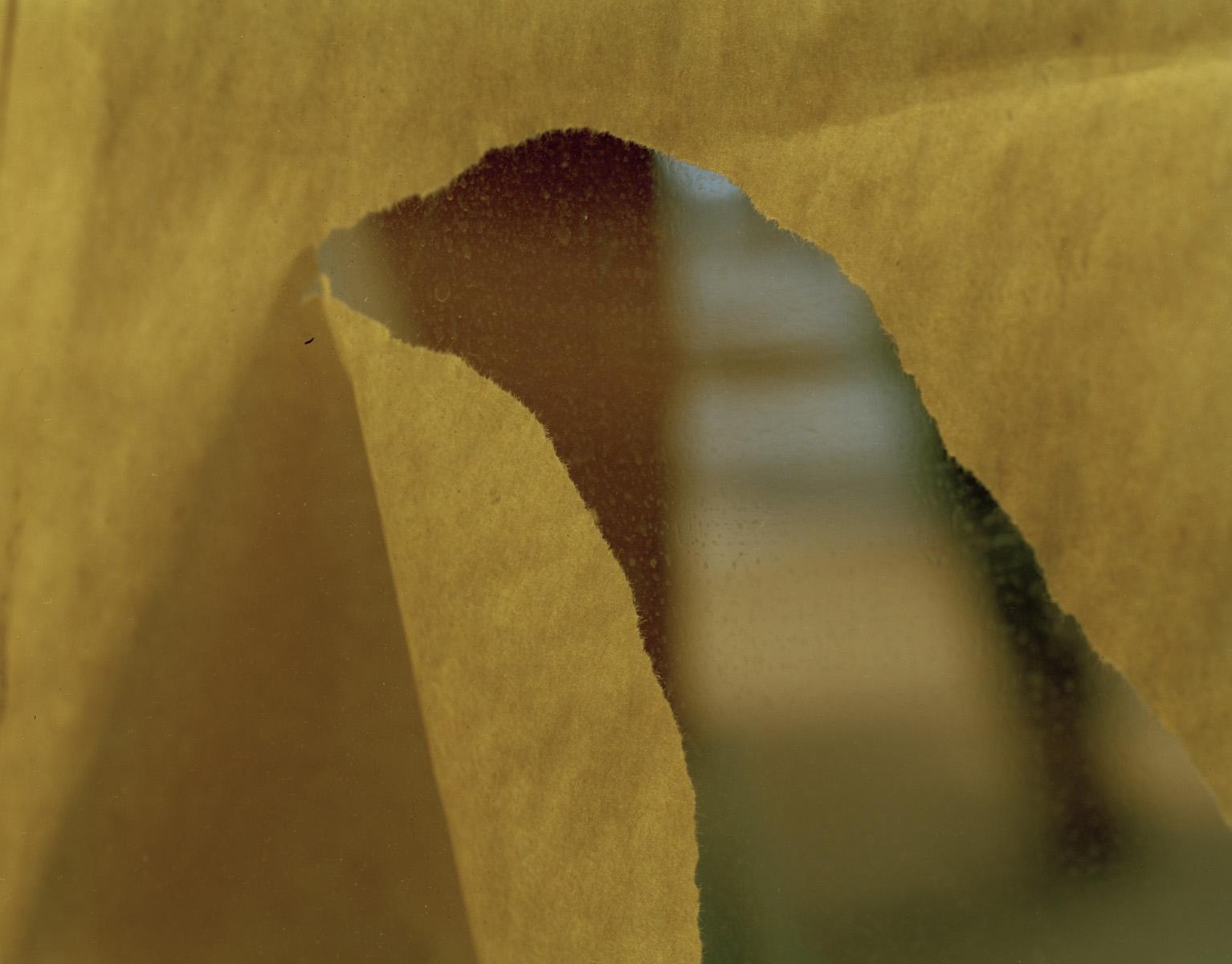 Brown Paper - Night Tear