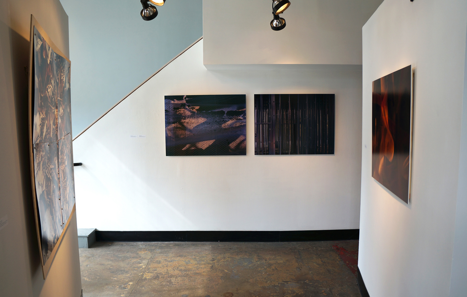 Center Walls - Installation View