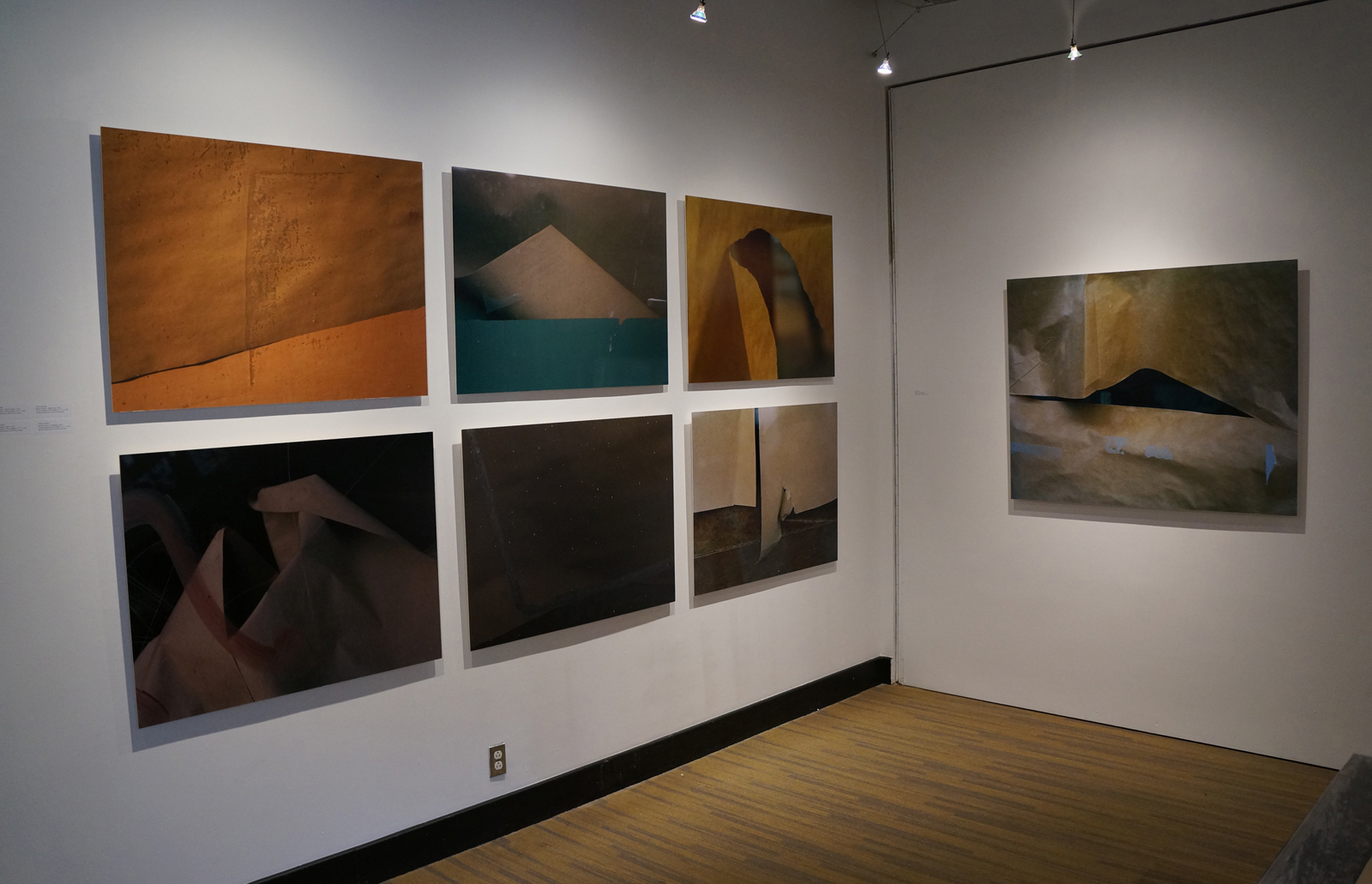 Second Room Corner - Installation View