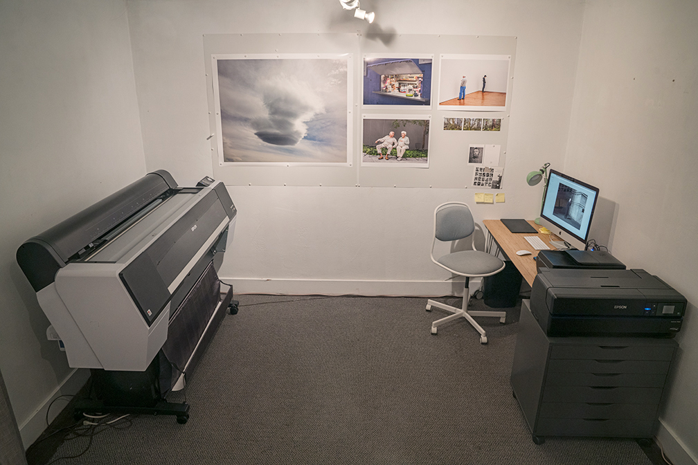 PrinterDesk