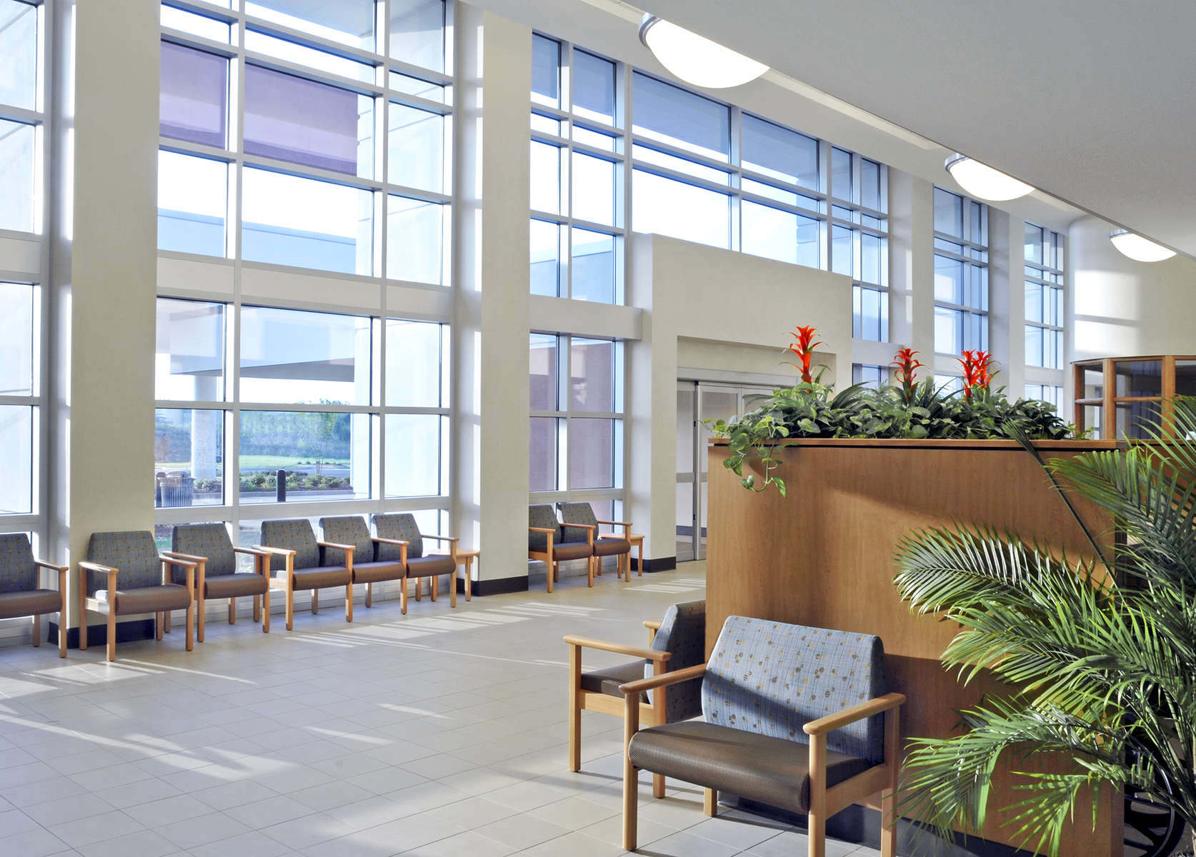 Clearview Regional Medical Center InteriorMonroe, GA