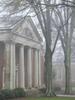 Fog on Campus of Davidson UniversityDavidson NCDecember 2015
