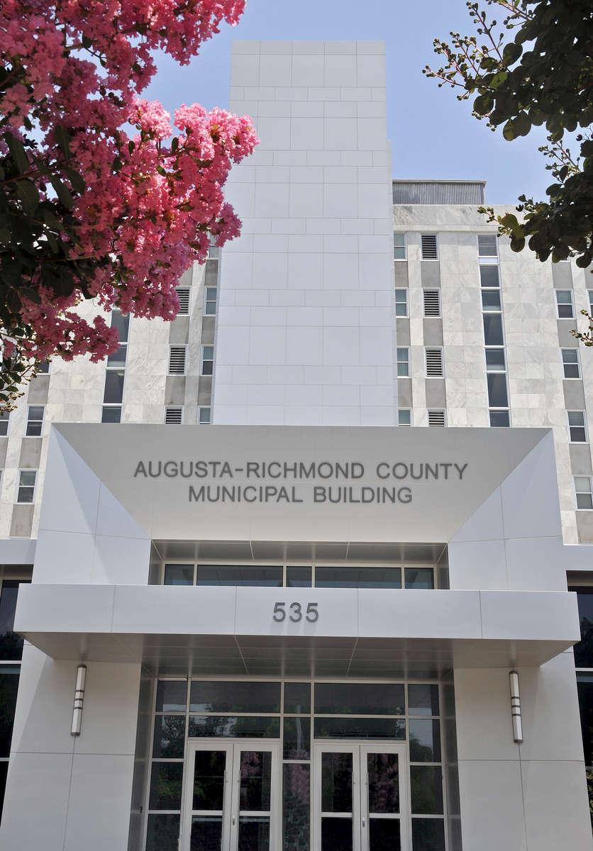 Augusta Municipal BuildingAugusta GAJune 2015