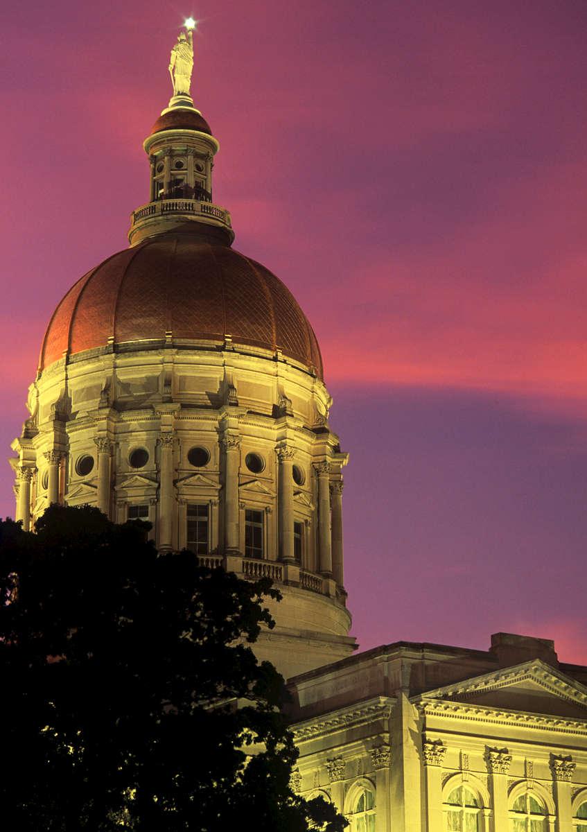 Georgia State CapitolAtlanta GA