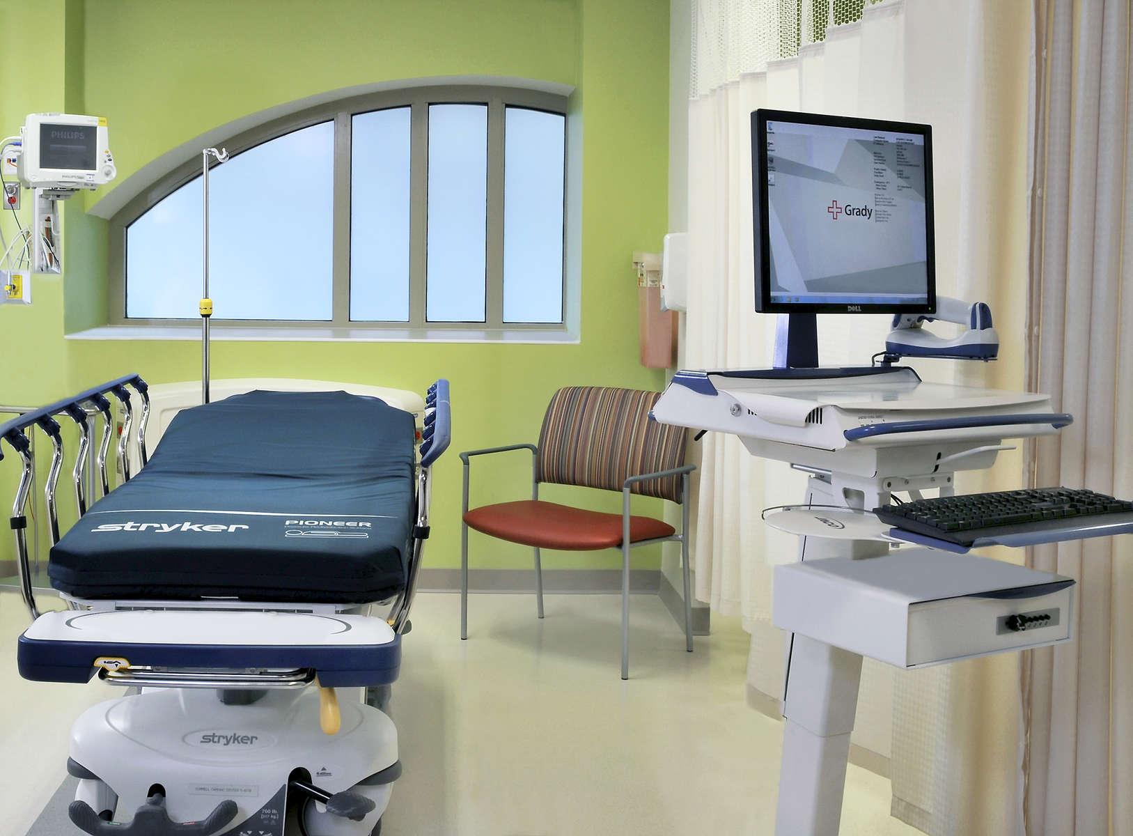Correll Cardiac CenterGrady HospitalAtlanta GA