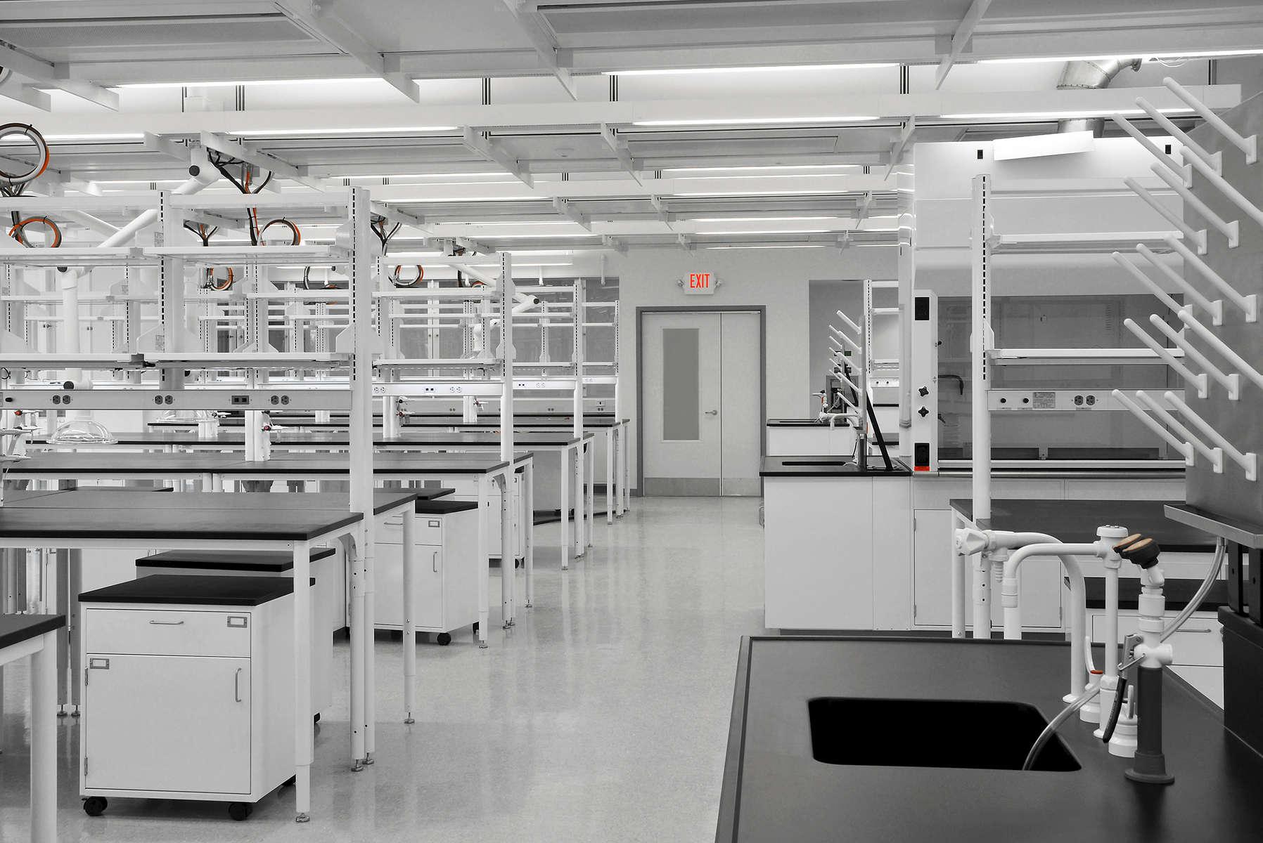Lab at Morehouse School of MedicineAtlanta GAMarch 2013