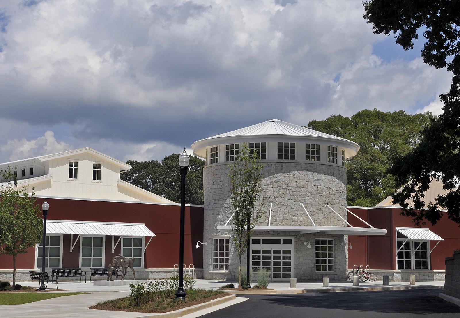 Milton LibraryMilton GAJuly 2015