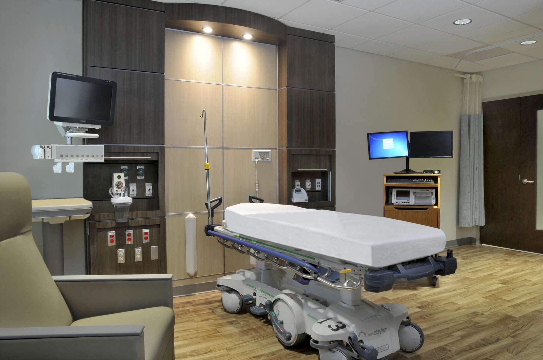 Grady Hospital Atlanta GAOctober 2016