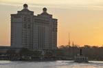 Westin ResortSavannah River viewSavannah GA