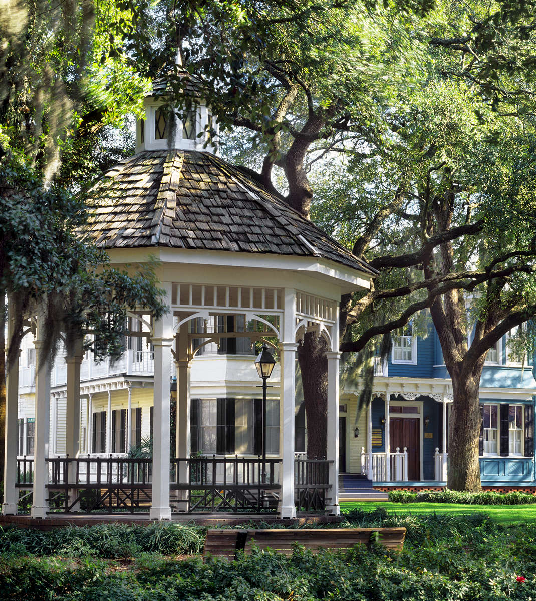 Whitefield SquareSavannah GA historic district