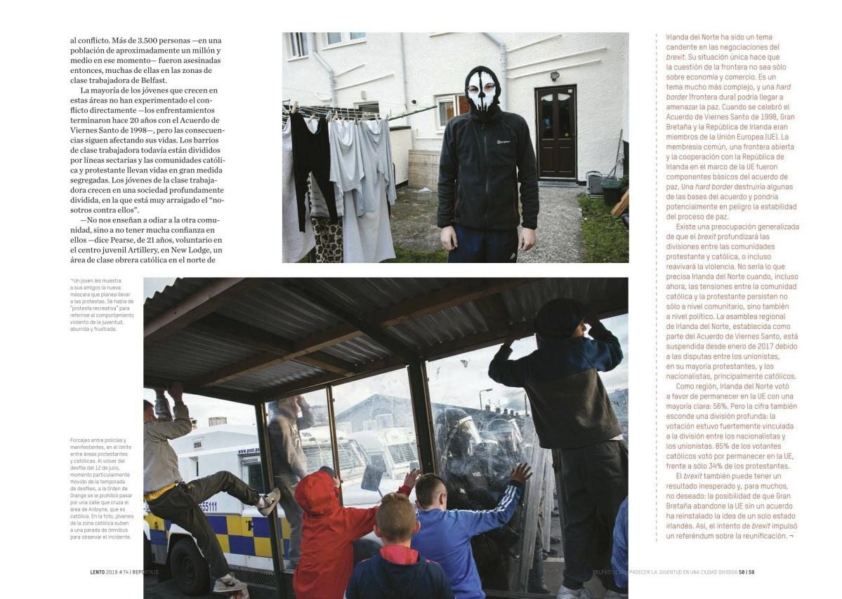 Lento Magazine (Urugay)