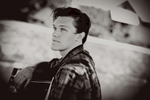 Musician Kyler Reason. CD, Album, Spotify photography by Perry Reichanadter, Wayne Images.