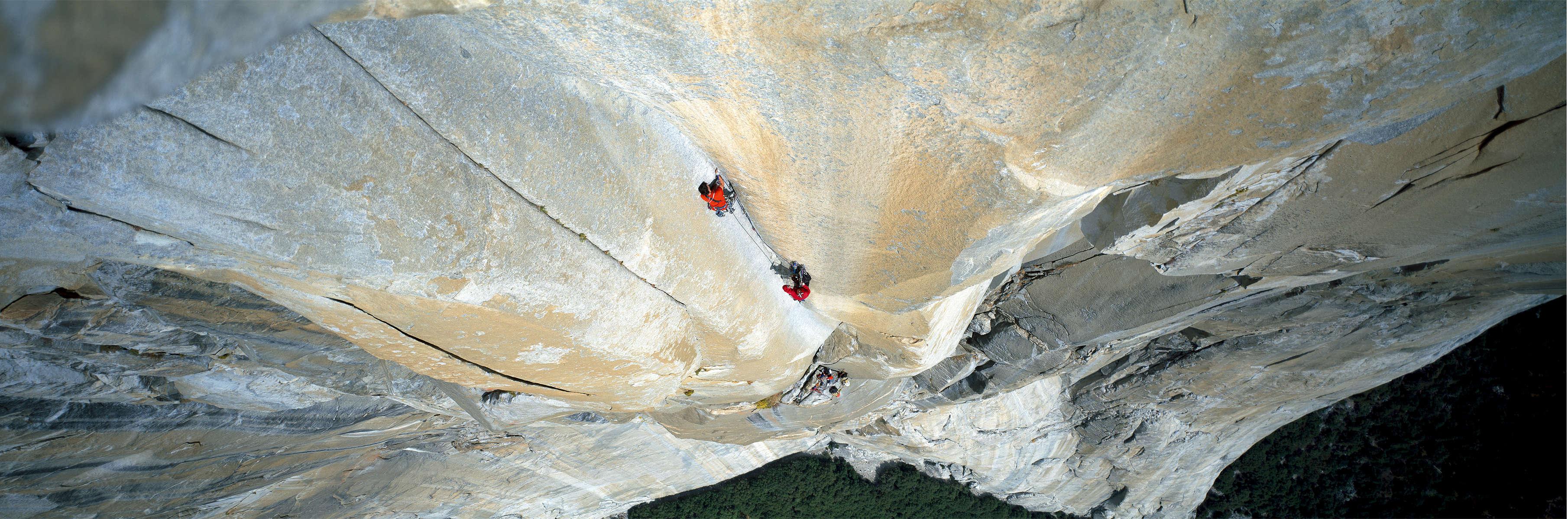 Climbers_ElCapitan_Yosemite_California