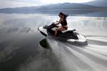 Woman_Jetski_Lake_Montana