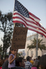 Nearly a thousand people gather in San Diego, CA on September 6, 2017 to support DREAMERs and protest against President Trump's announcement canceling the Deferred Action for Childhood Arrivals (DACA) program.