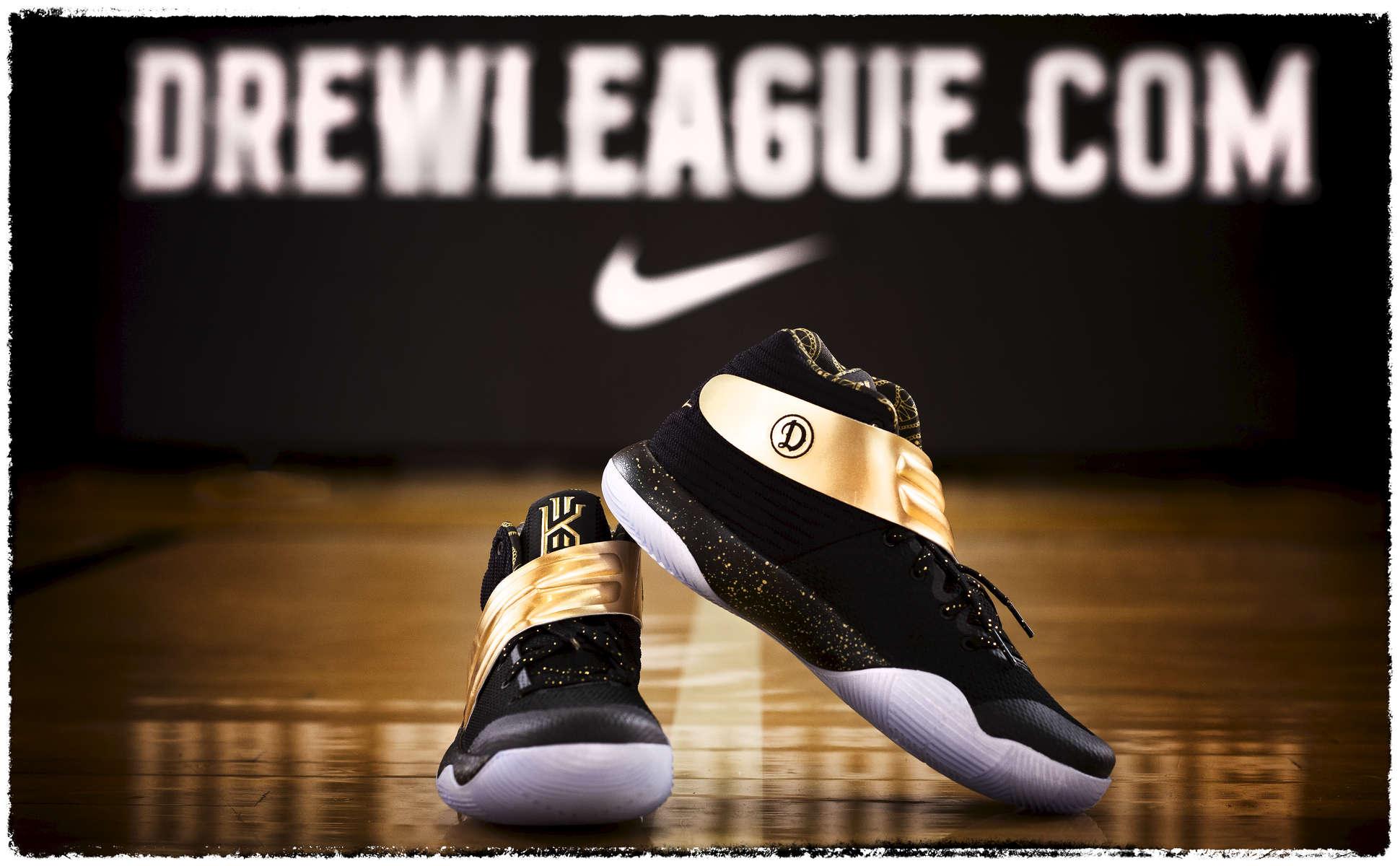 Captured for Nike Basketball.
