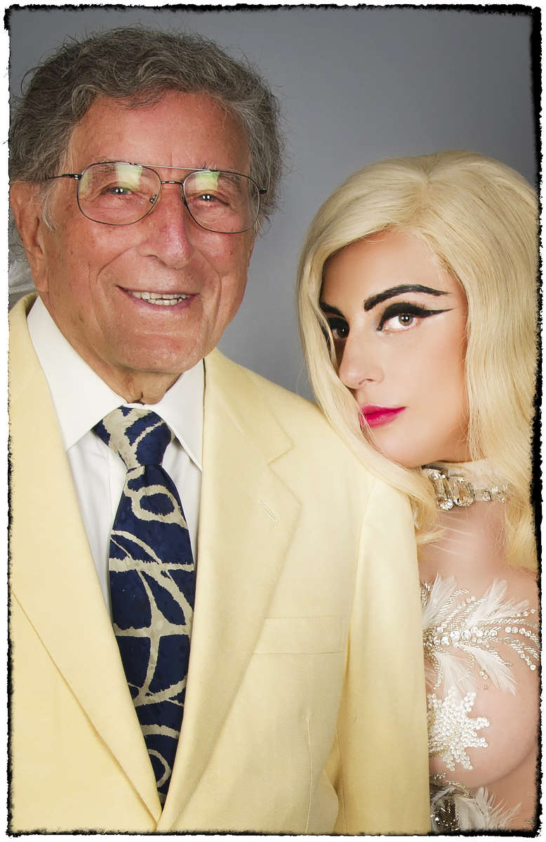 Tony Bennett & Lady Gaga | Backstage on Tour 2015