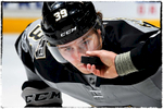 Photographed for Los Angeles Kings / NHL/ Bernstein Associates Inc.