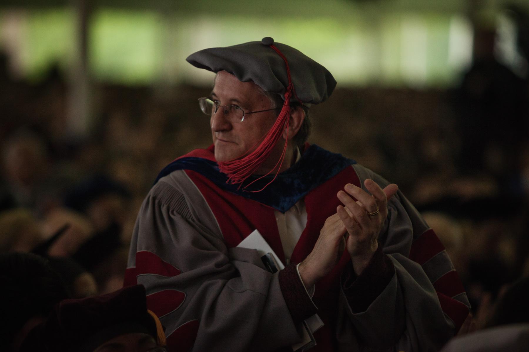 college-commencement-professor